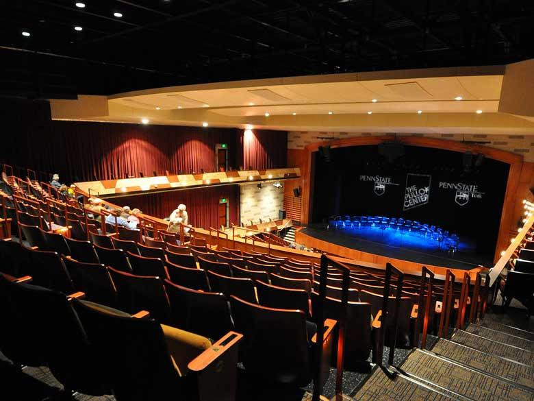 Penn State York's Pullo Center Stage